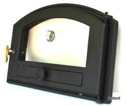 porte de four pizza en fonte porte en fonte pour foyer et four. Black Bedroom Furniture Sets. Home Design Ideas