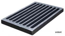 grille de four en fonte pour chemin e porte en fonte pour foyer et four. Black Bedroom Furniture Sets. Home Design Ideas